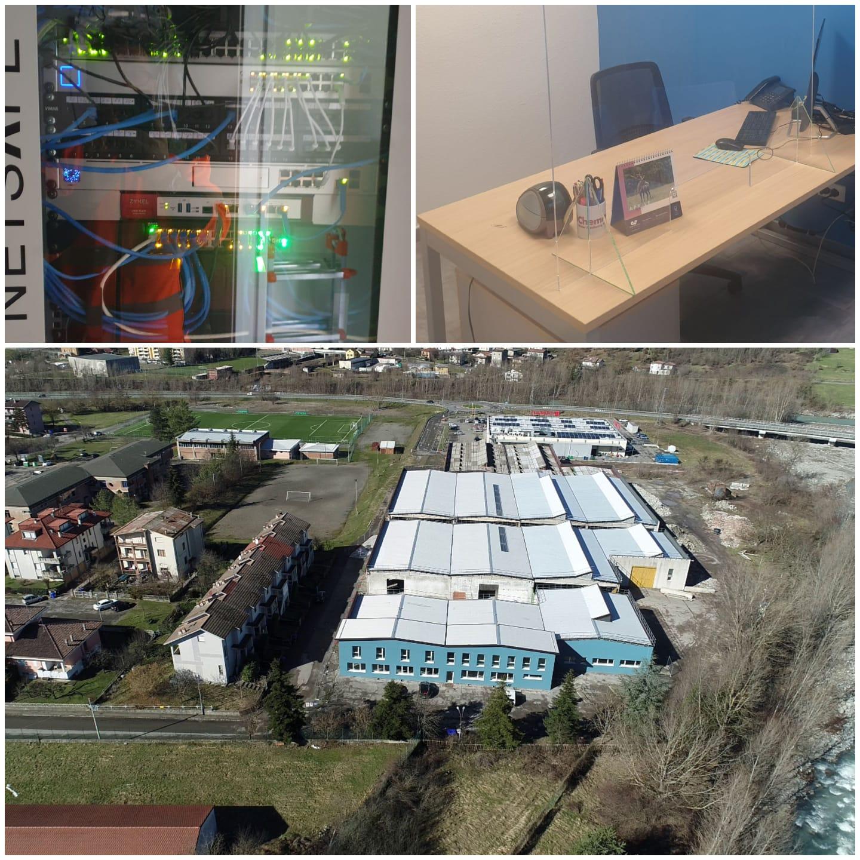 La nuova sede di Montagna 2000 Spa, un investimento per la sostenibilità